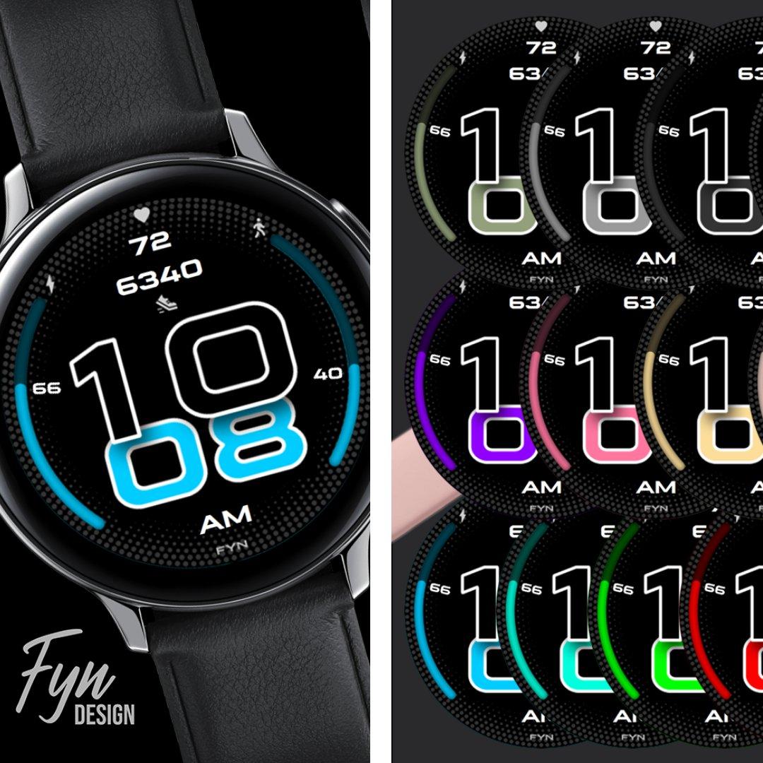 Fyn 2 - Minimal Digital Watch Face