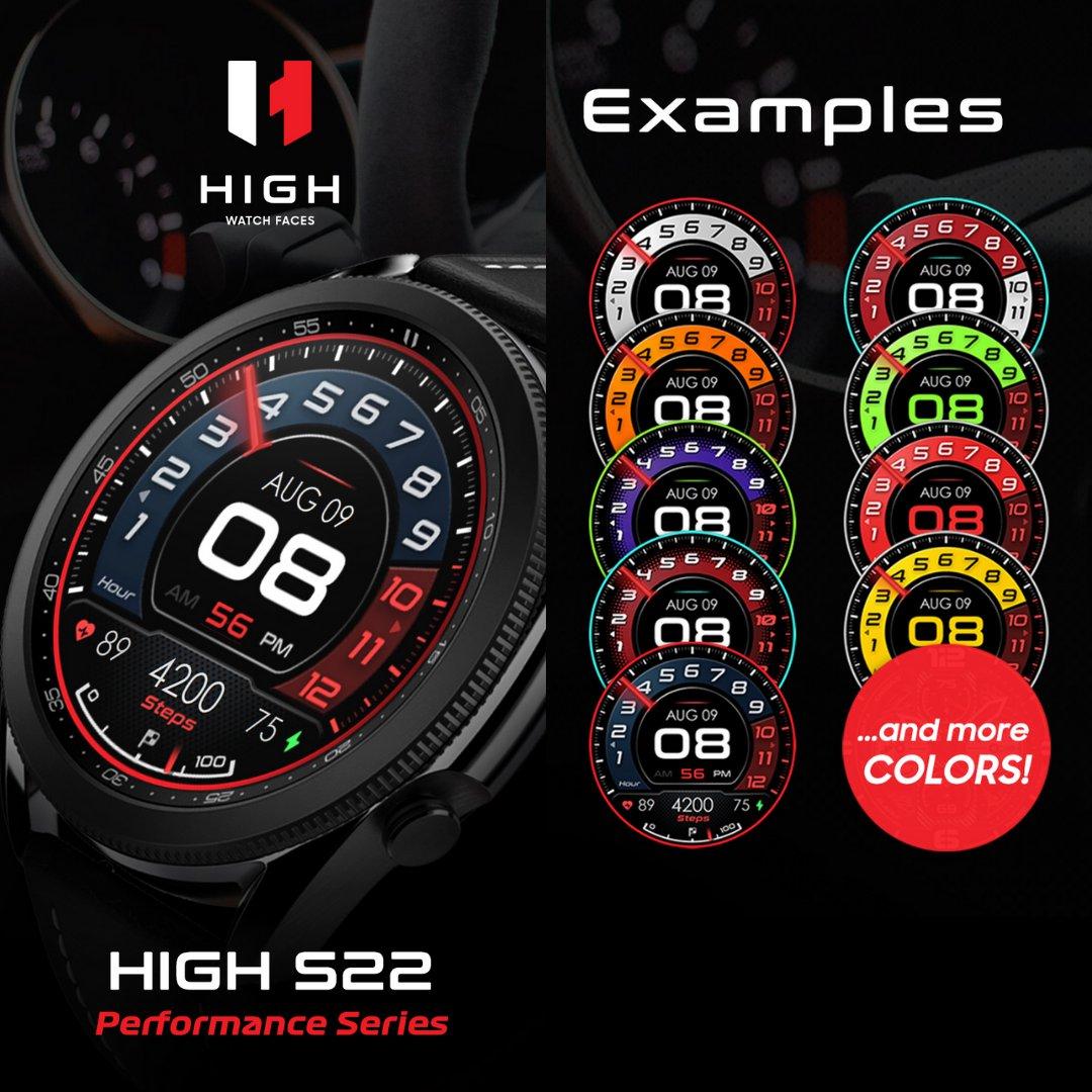 [HIGH] S22 - Performance Series