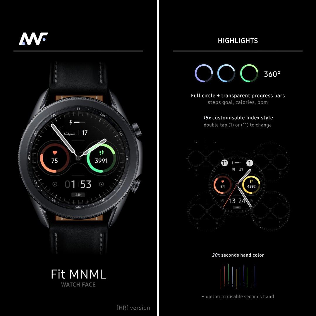 Fit Minimal [HR] by AWF