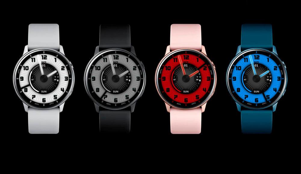 WBA 033 Analog watch