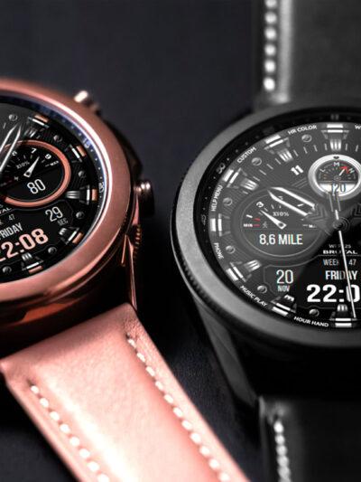 Tizen OS (Galaxy Watch)